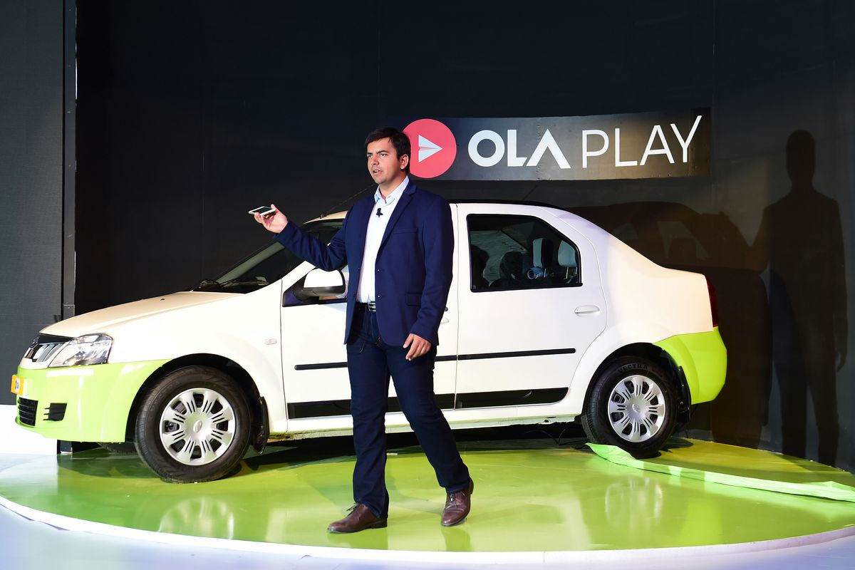 Ola makes worldwide foray, sets up operations in Australia