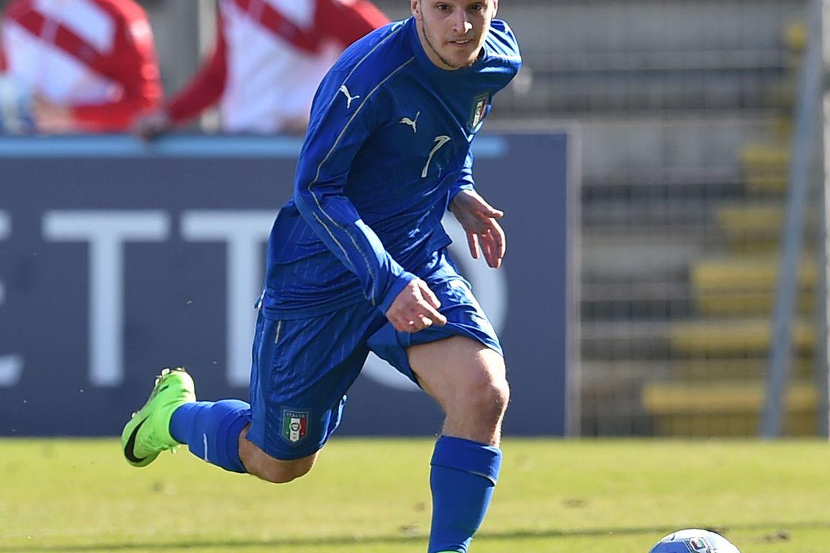 Italy U20 v B Italia