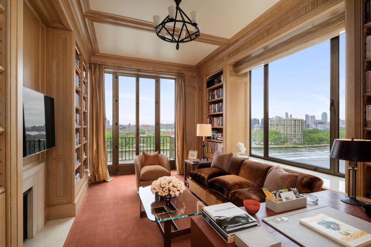 Opulent upper east side duplex with river views seeks 15m for Upper east side apartments for sale