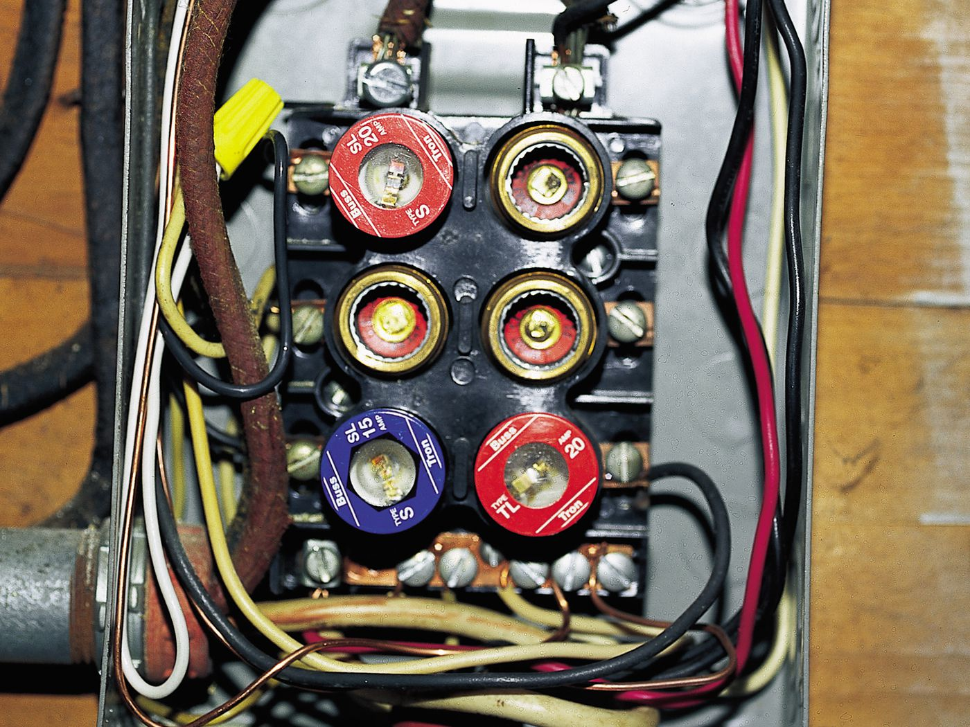 [DVZP_7254]   Electrical Problems: 10 of the Most Common Issues Solved - This Old House | Residential Aluminum Wiring Fuse Box |  | This Old House