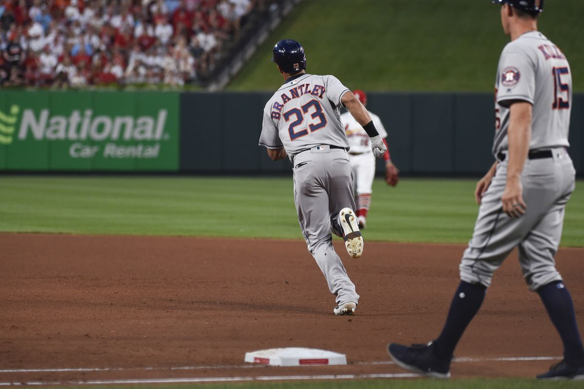 Game Thread 106  July 27th 2019 Astros vs Cardinals - The