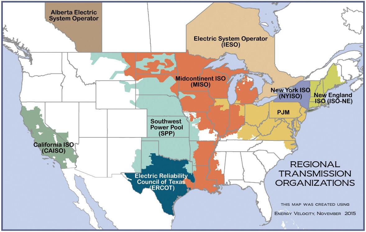 iso/rtos in north america