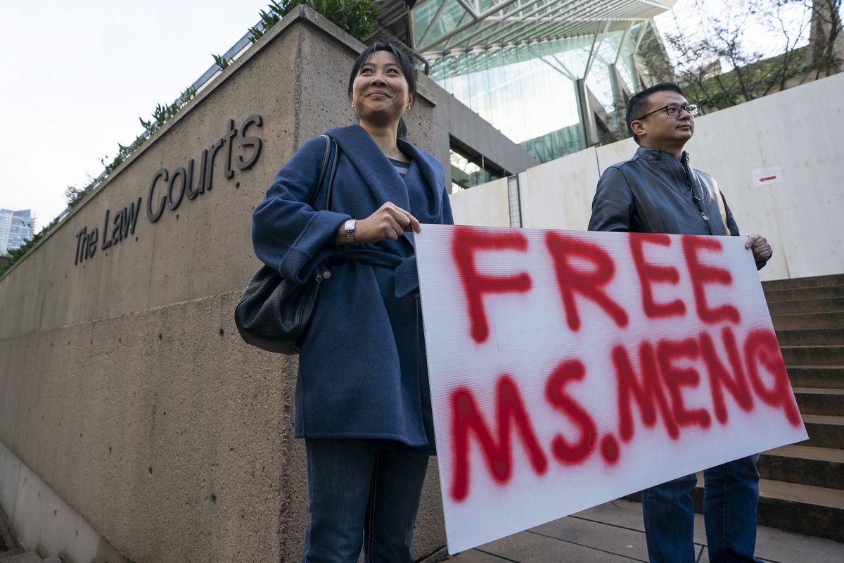 Huawei's CFO Meng Wanzhou wins bail in Canada but still