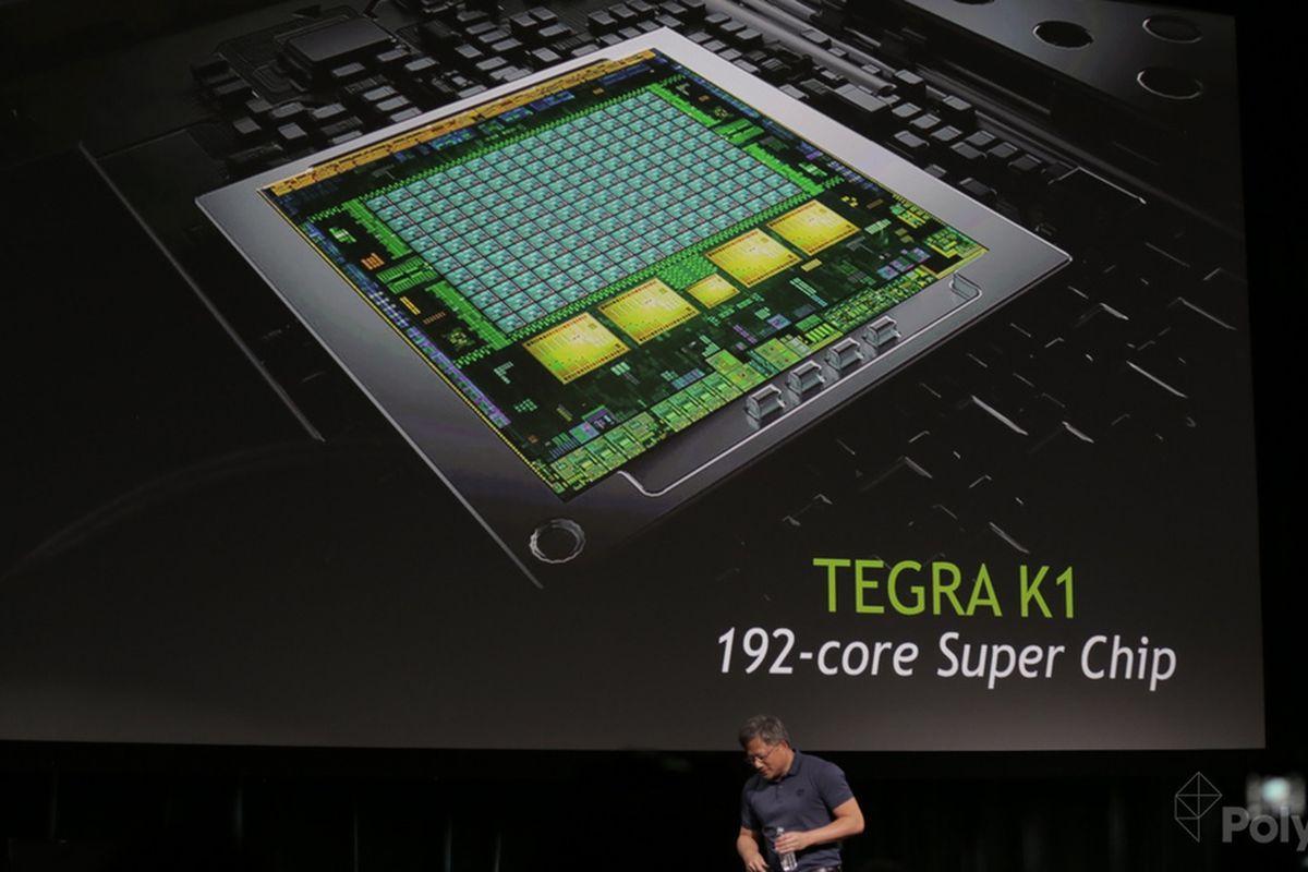 Nvidia unveils Tegra K1, a 192-core GPU that runs Unreal