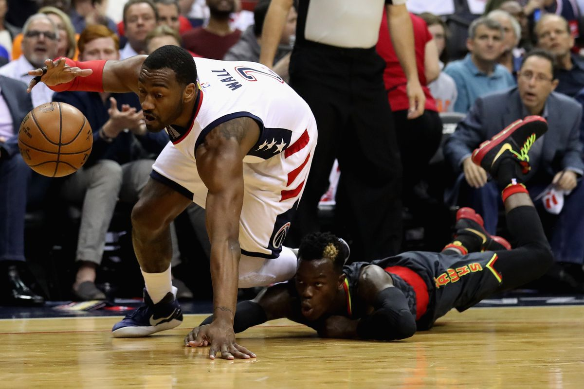 Atlanta Hawks v Washington Wizards - Game Two