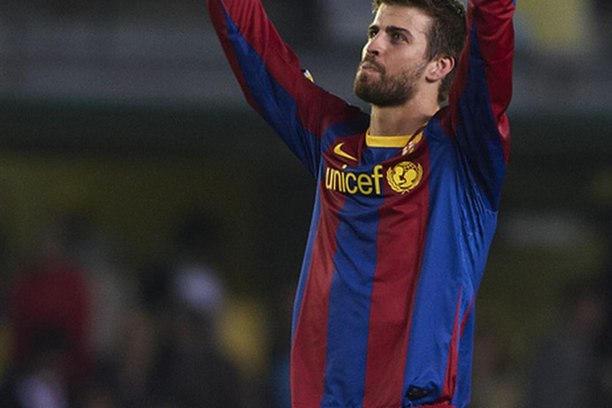 Pique says the league is not yet over.