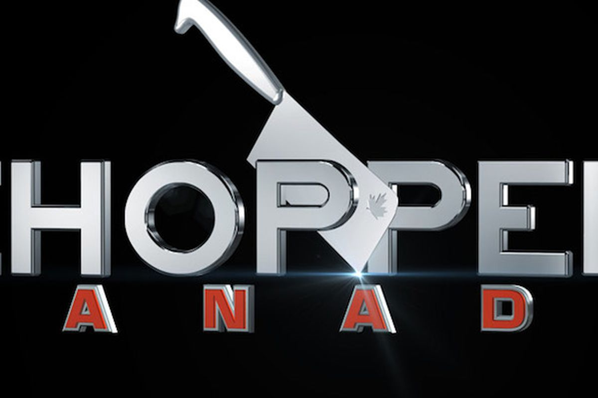 Chopped Is Food Network Canadas Highest Rated Show Eater Toronto
