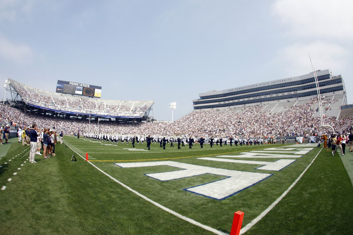 The future home of the Class of 2012. (Photo by Justin K. Aller/Getty Images)