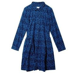 """Chinti and Parker 'Star Schoolgirl' shirtdress, <a href=""""http://otteny.com/catalog/clothing/dresses/star-schoolgirl-dress.html"""">$350</a> at Otte"""