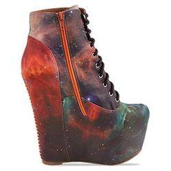 """Damsel in """"Rainbow Galaxy,"""" $239.95"""