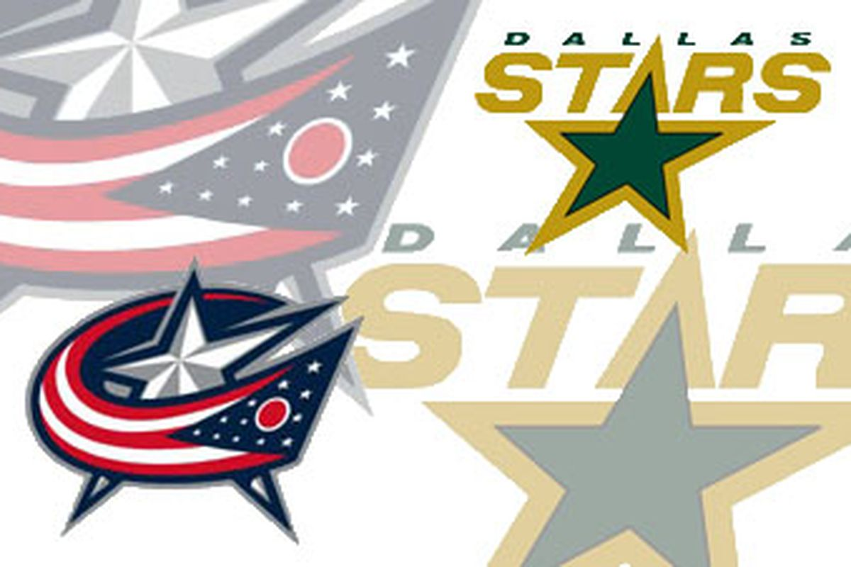Blue Jackets vs. Stars