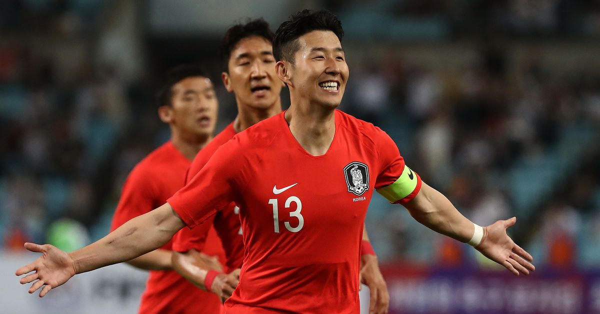 WATCH: Tottenham's Son Heung-Min Blasts Home A Goal For
