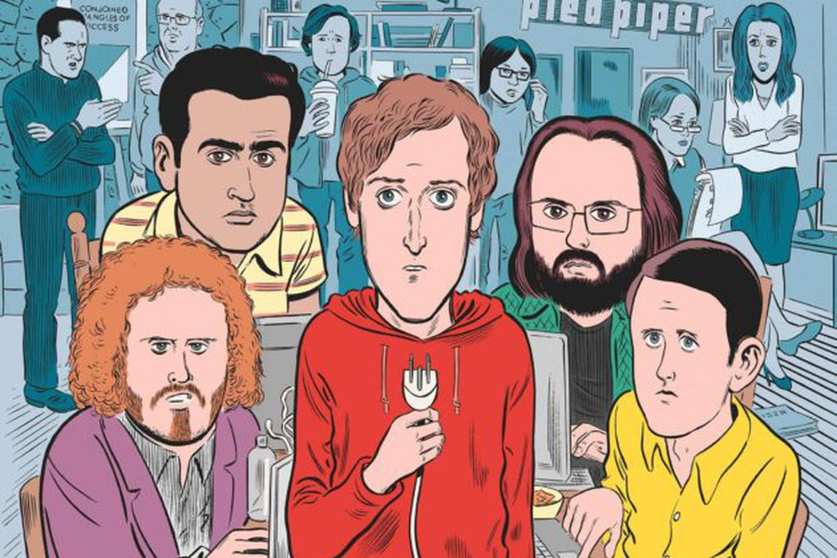 Photo Hbo Silicon Valley Is Mike Judge
