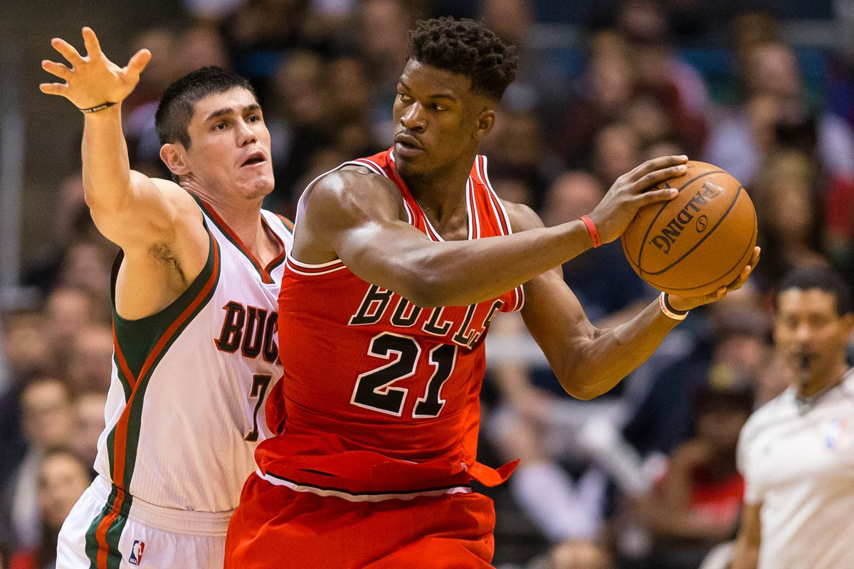 Bucks vs. Bulls podcast chat  Previewing Milwaukee s first-round series  with Blog A Bull f7665ec16