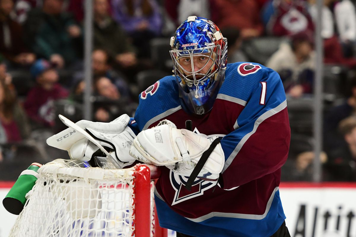 653c052a0b3 Semyon Varlamov ready to return to the net for the Colorado Avalanche