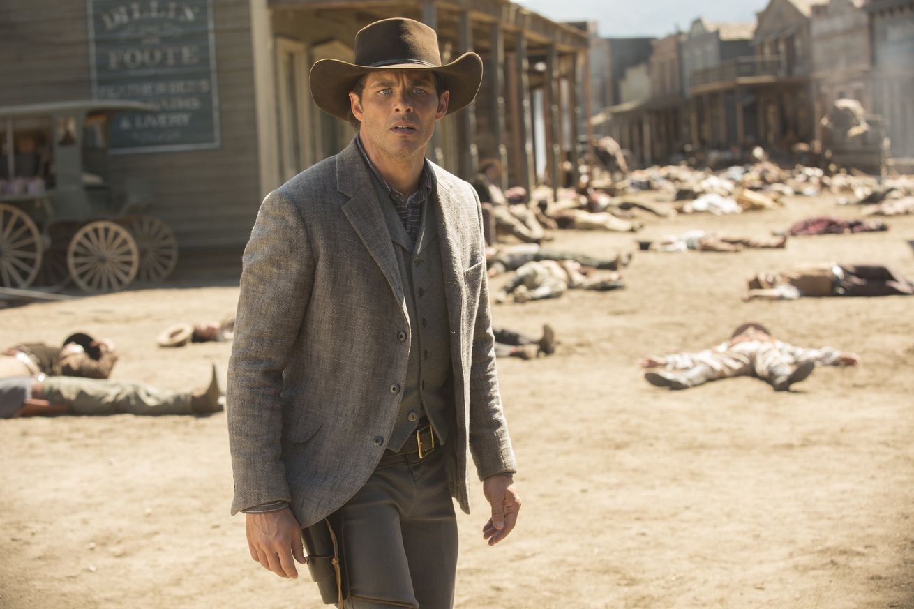 hbo is building the town of sweetwater for an immersive westworld experience at sxsw