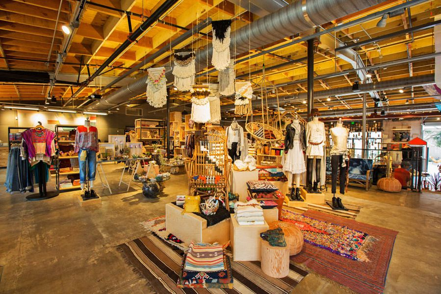 urban outfitters managing a business