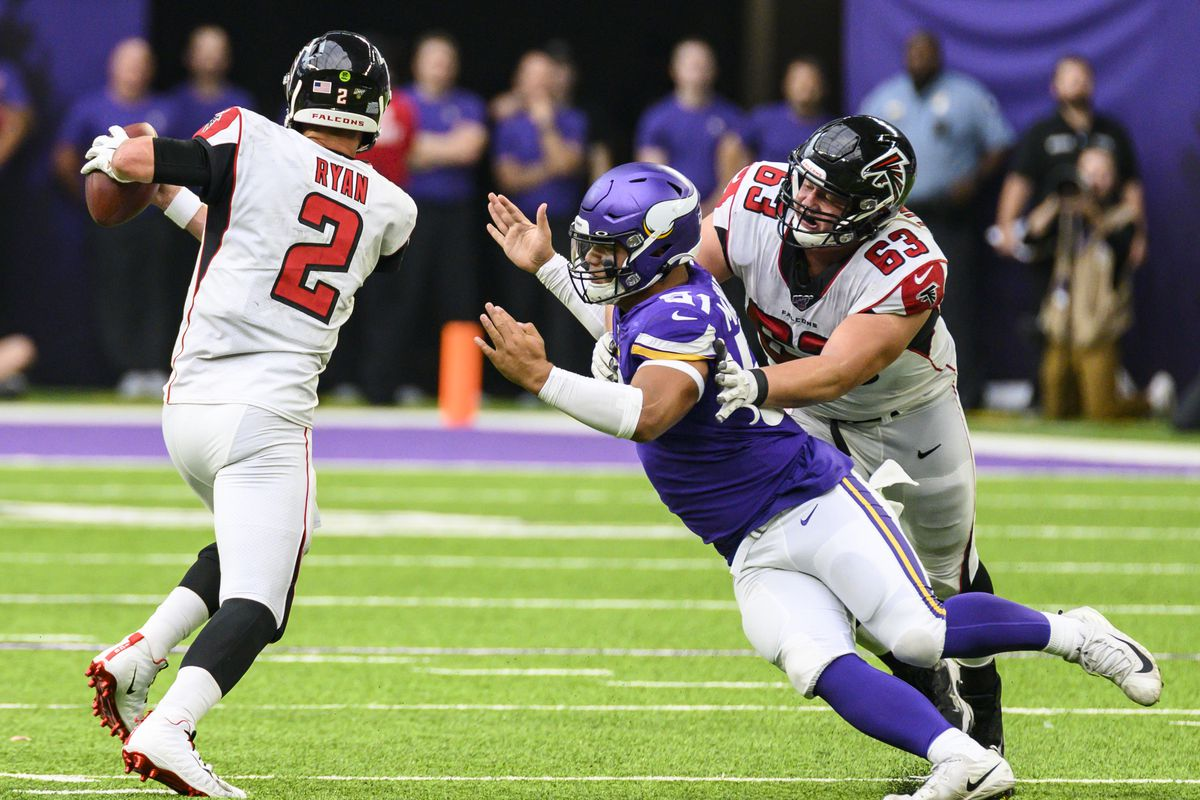 Falcons offensive line instability and poor play a major concern for Atlanta