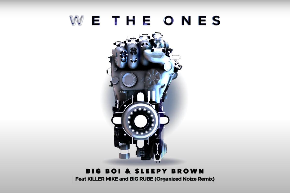 """We The Ones (Remix)"" artwork"