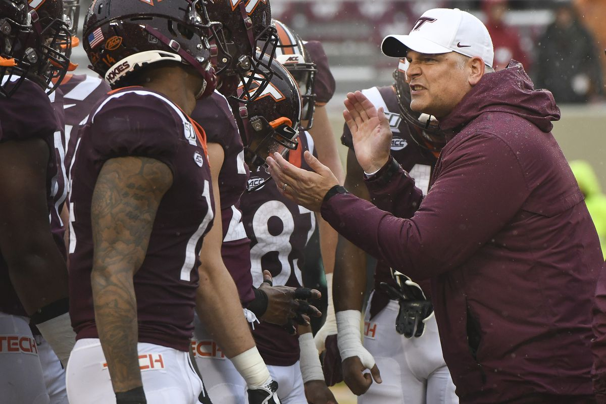 Virginia Tech Football Hokies Working On Contingency Plan Due To Covid 19 Gobbler Country