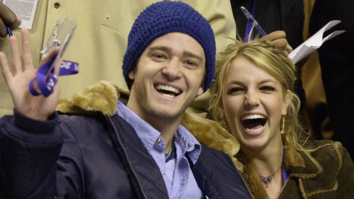 Spears timberlake and Britney Spears