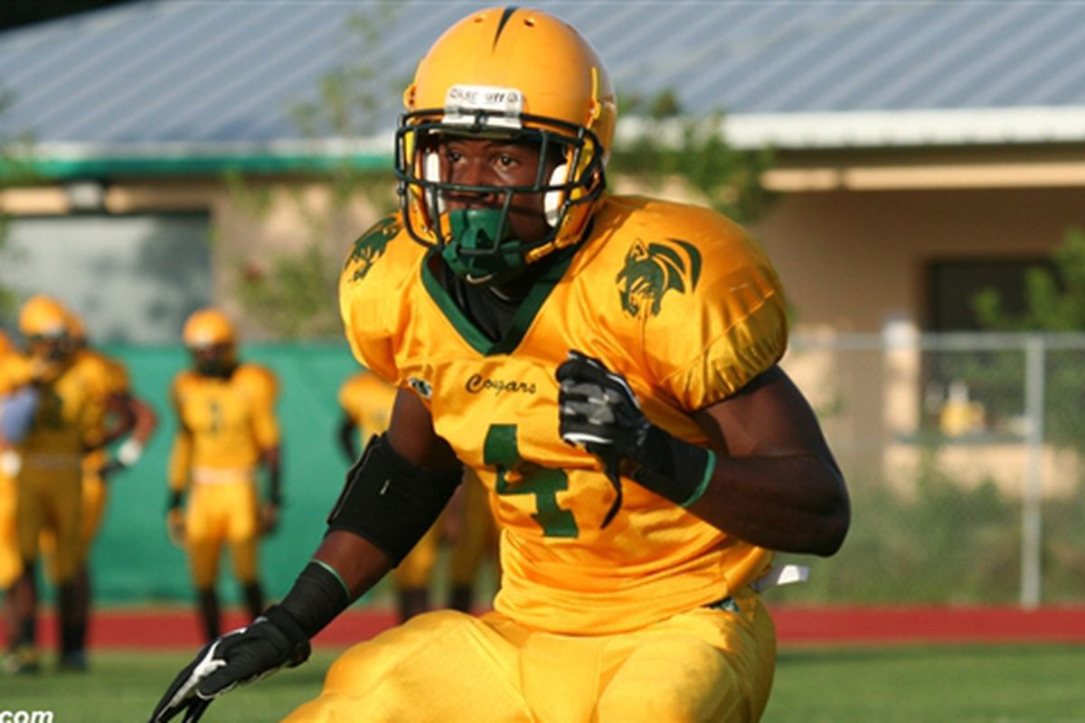 Safety Jaquan Johnson, already a 3 time All-Dade County performer, is a key Miami target in 2015