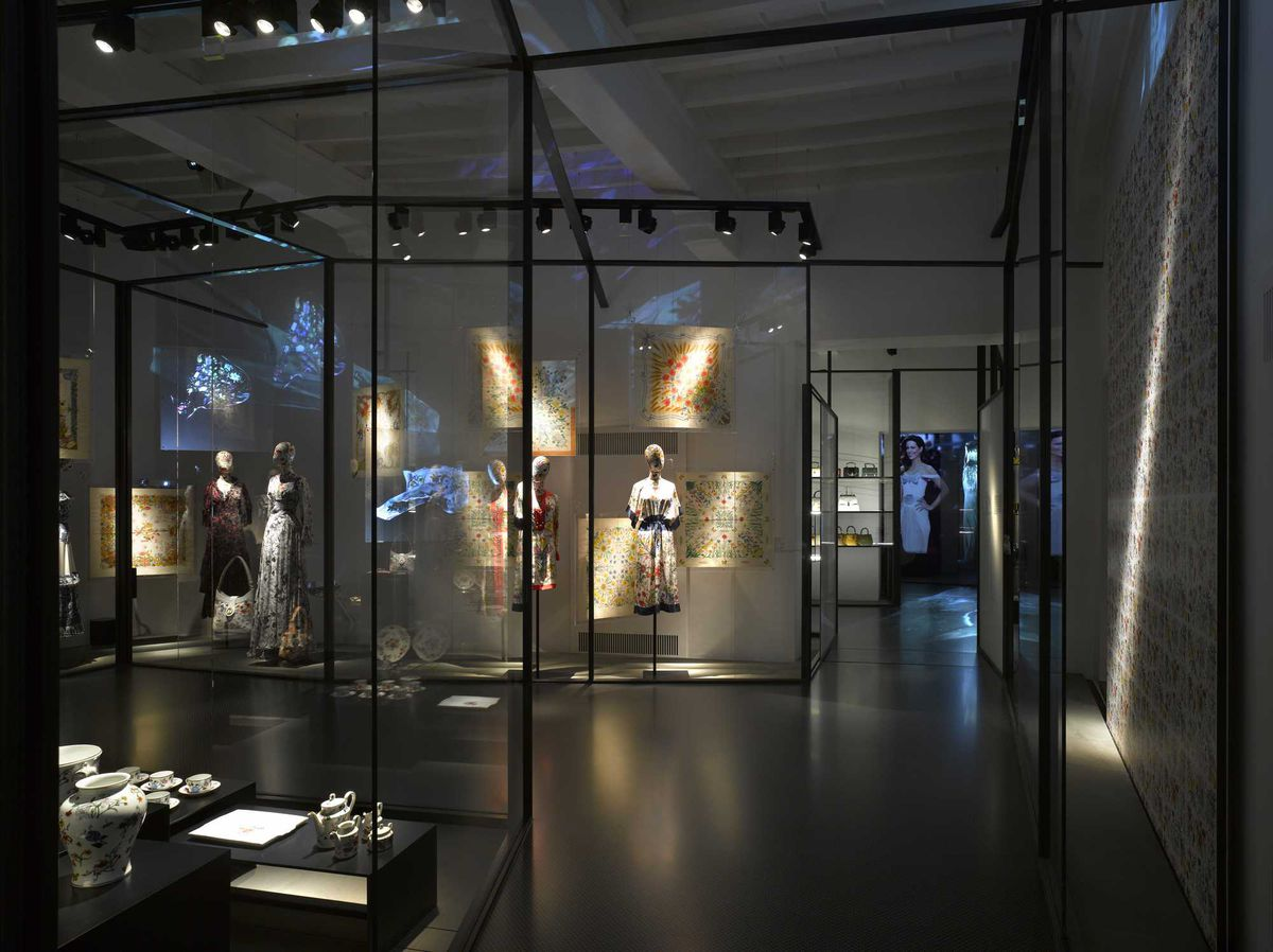 Gucci Museo.Obsession Of The Day The Gucci Museum Opens This Wednesday Racked