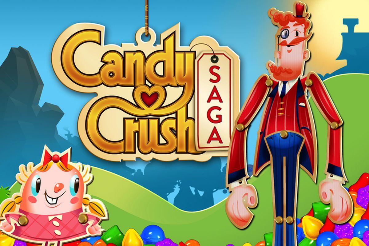 Friends List Candy Crush Saga