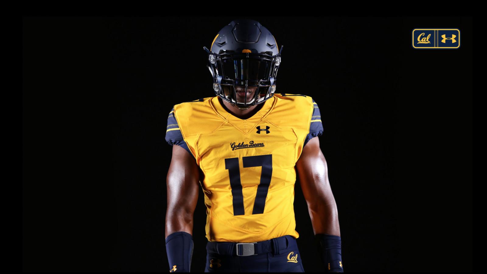 Ua Unveils Another Cal Football Uniform California Golden Blogs