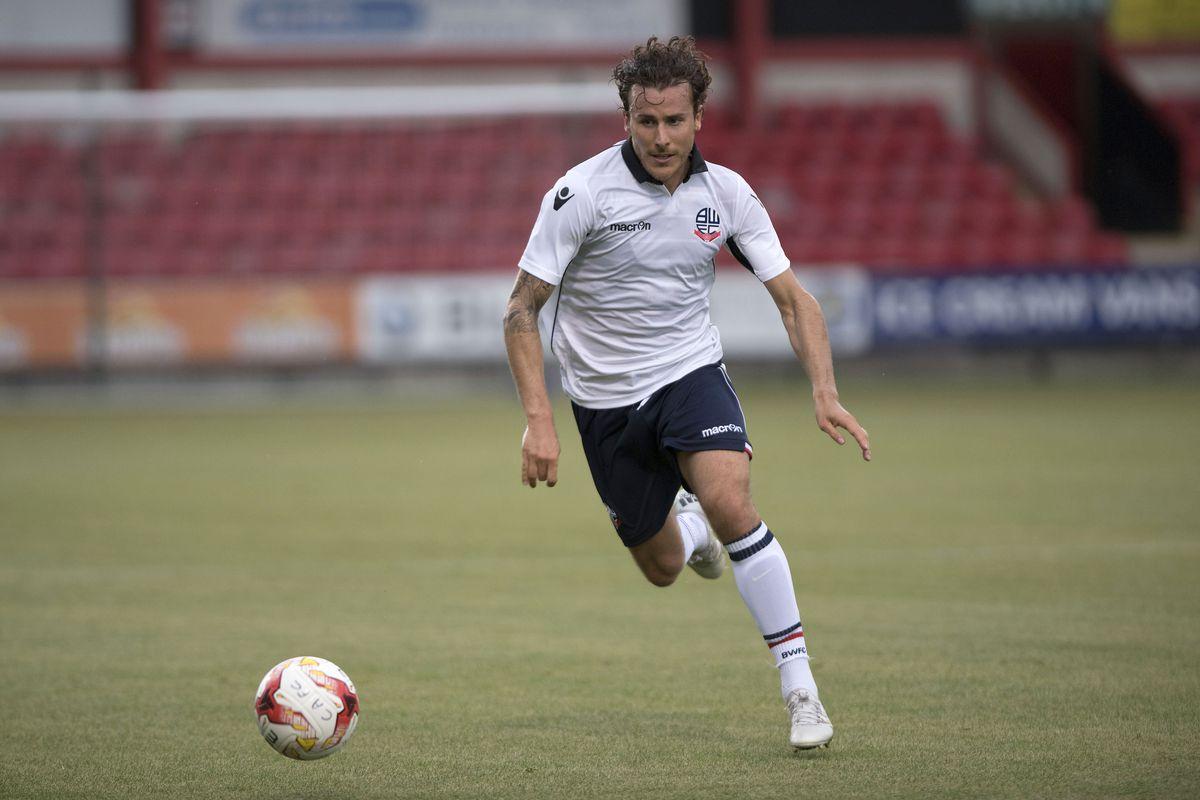 Crewe Alexandra v Bolton Wanderers - Pre-Season Friendly