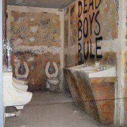 CBGB's Bathroom Comes Back To Life