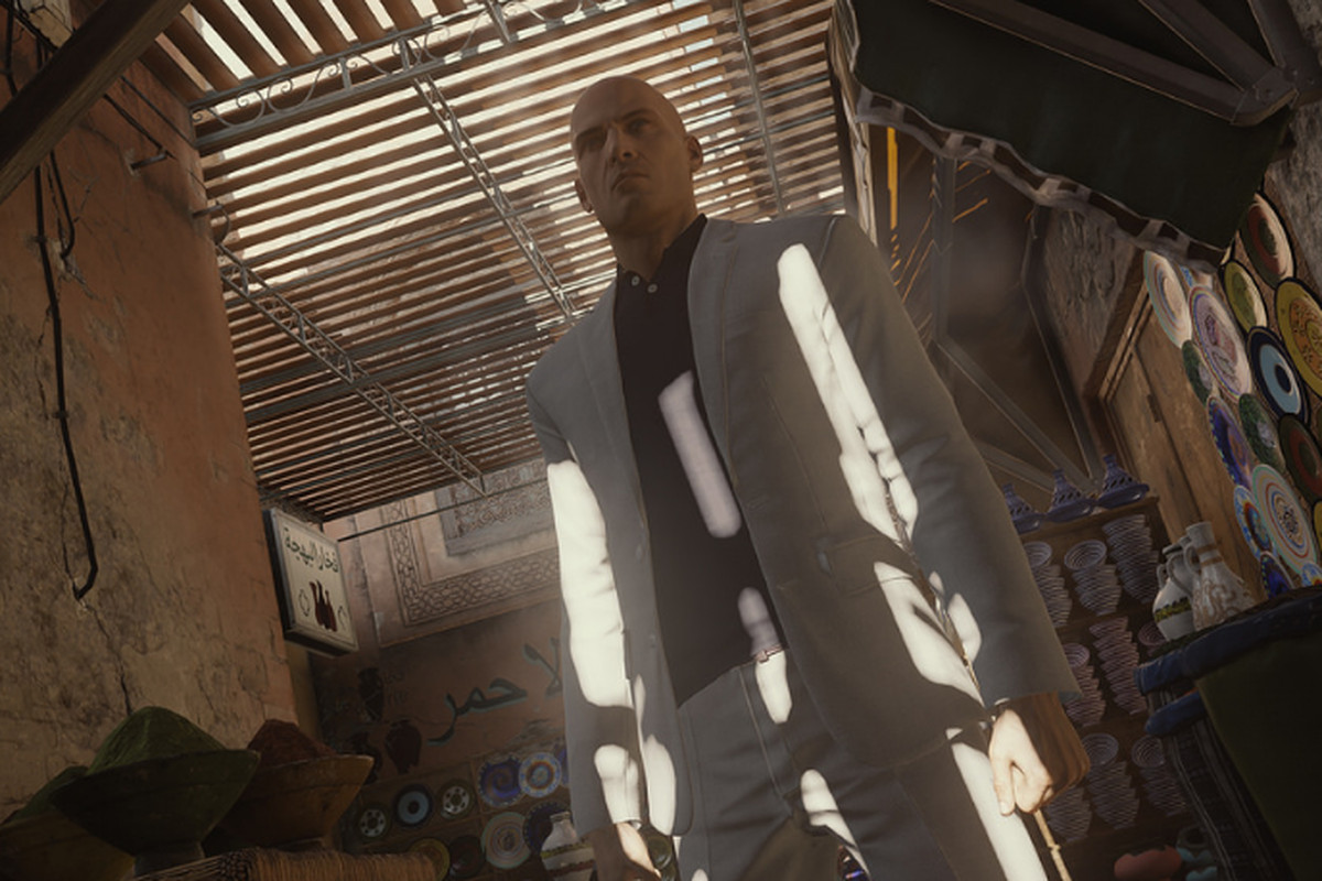 Hitman's next episode heads for Morocco next week - Polygon