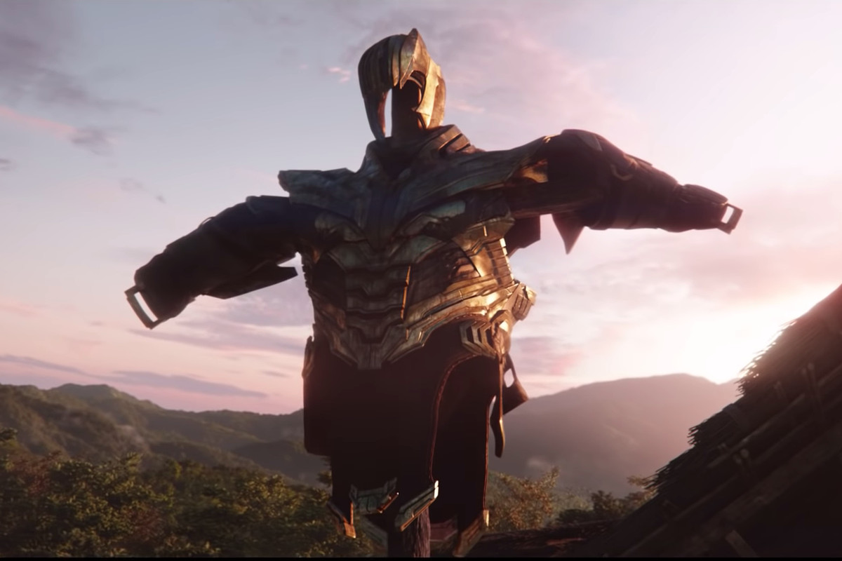 Fortnite Avengers No Commemtary End Of An Era All Of The Updates Trailers And Commentary For Avengers Endgame The Verge