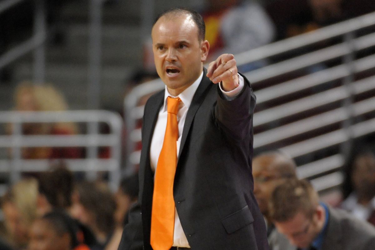 Scott Rueck has the Oregon State Beavers headed in the right direction, but can they take the next step this season?