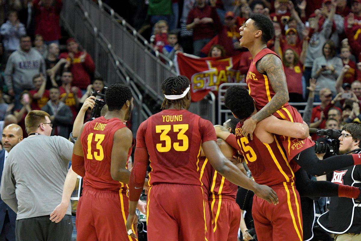 NCAA Basketball: Big 12 Championship-Iowa State vs West Virginia
