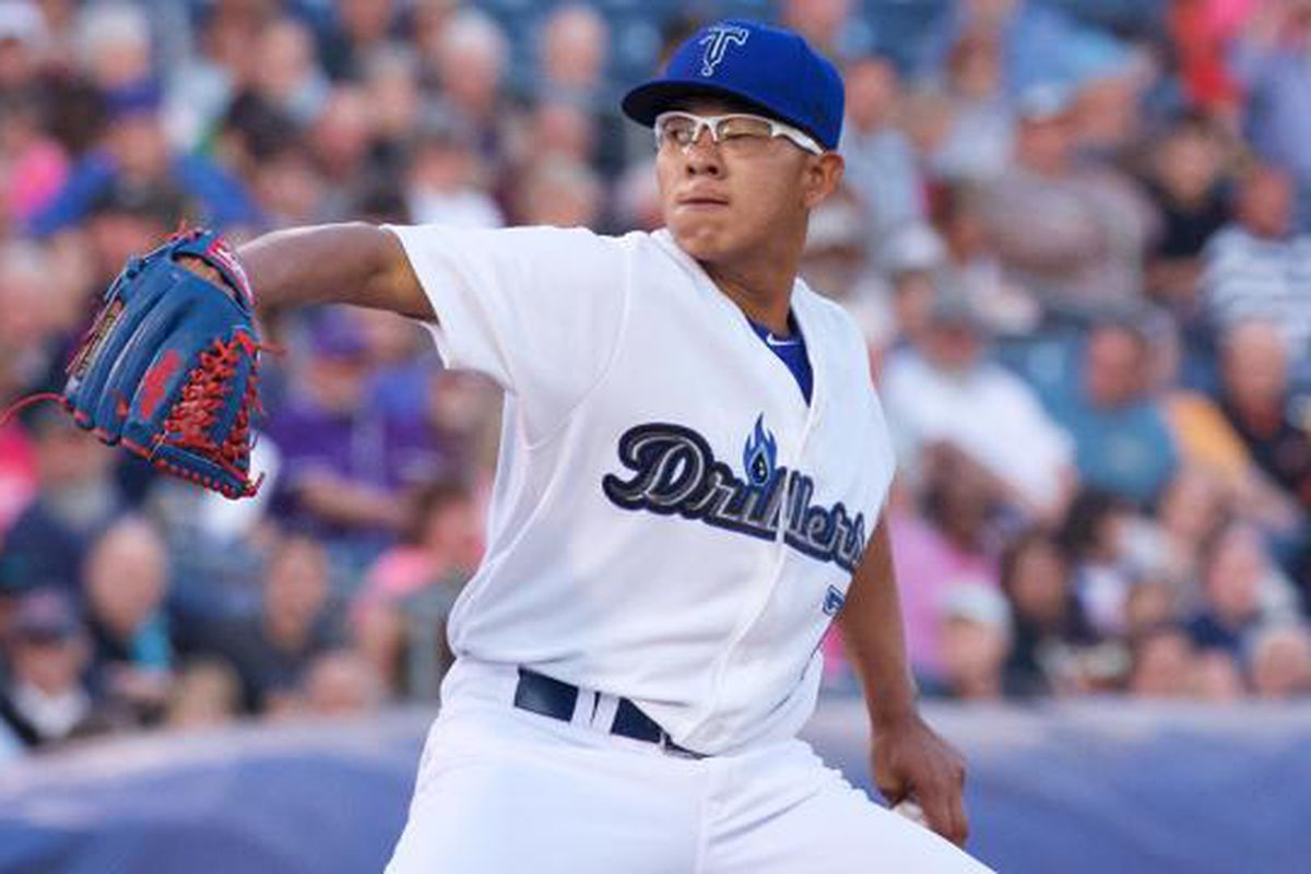 Urias worked around less-than-normal command to pitch six efficient innings