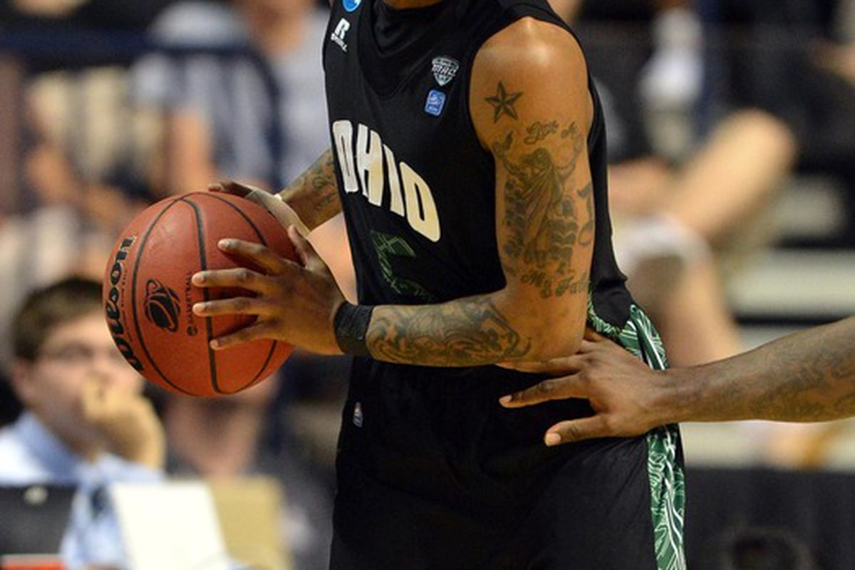 The MRI had D.J. Cooper and Ohio pegged to make a run in this past year's NCAA Tournament.