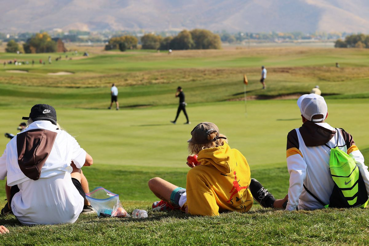 Golfers compete for the boys 6A state championship at Soldier Hollow on Oct. 6, 2020. The 2021 season is underway.