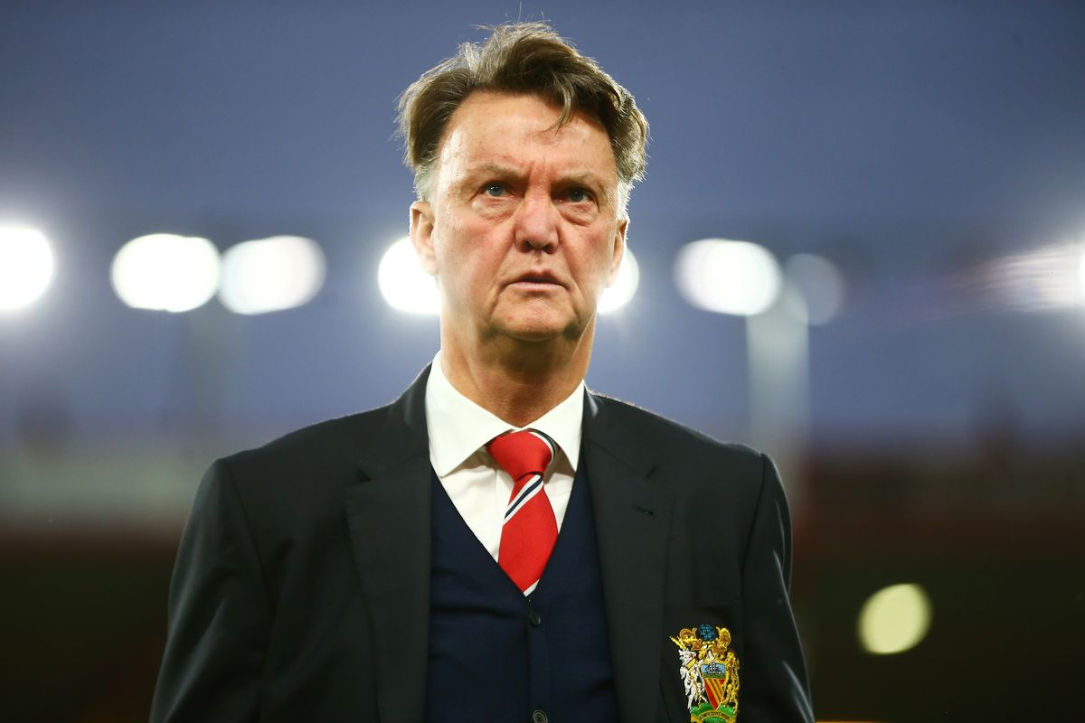 Is the Dickensian clock ticking for Manchester United Scrooge Louis Van Gaal?