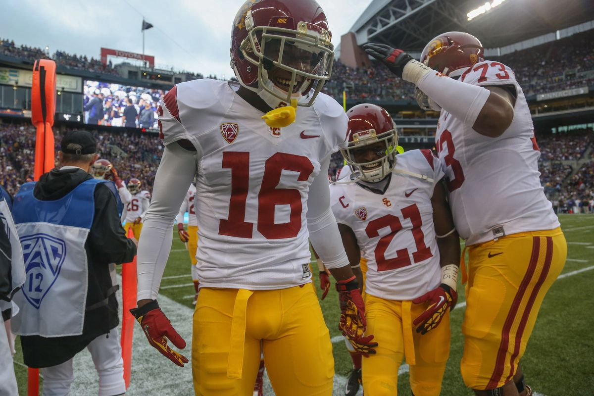 Brown has quite the USC Football team--for now.