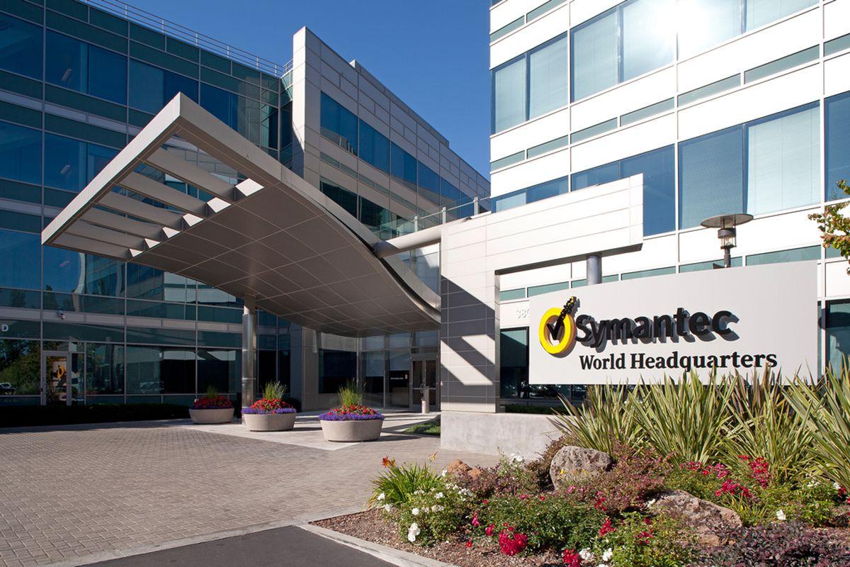 Symantec Headquarters Press 1024