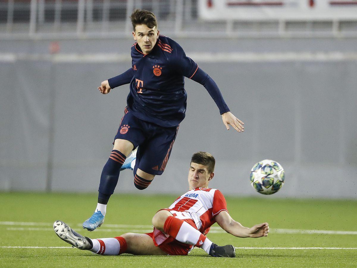 Crvena Zvezda U19 v Bayern Muenchen U19 - UEFA Youth League