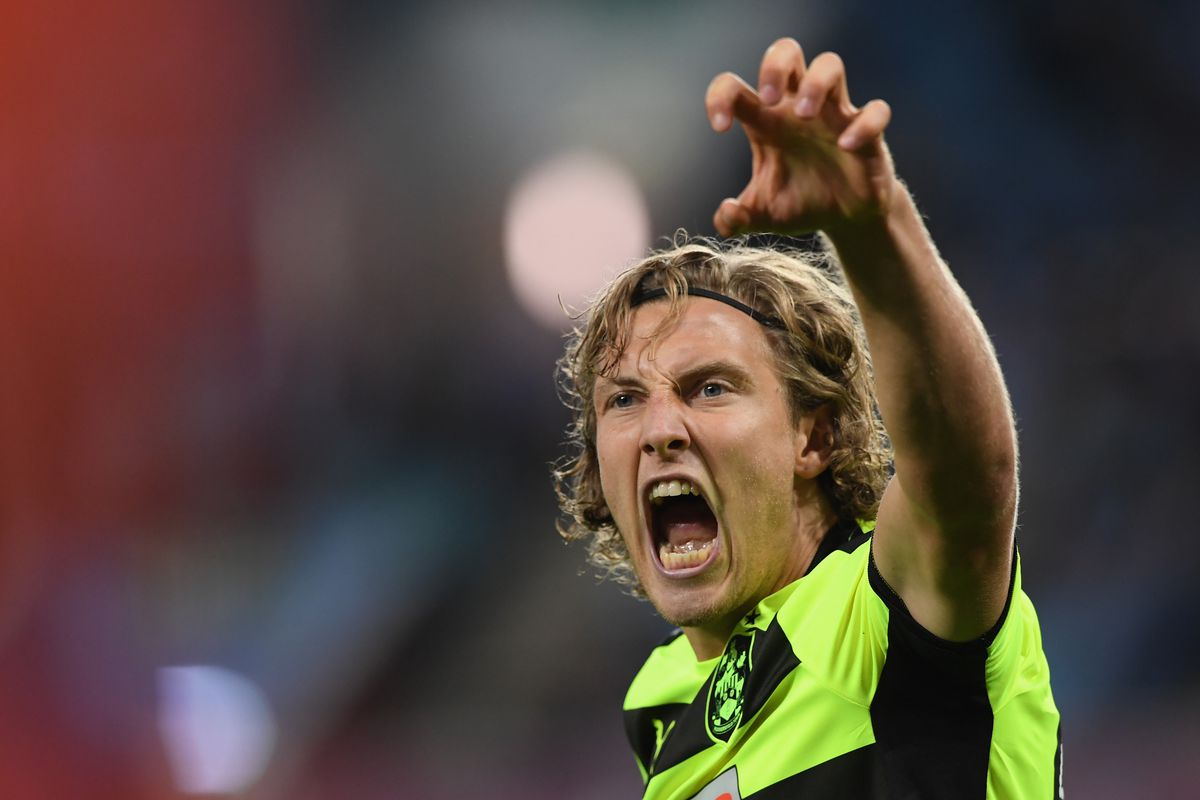 Bark? Roar? Hefele and the Terriers are top of the table.