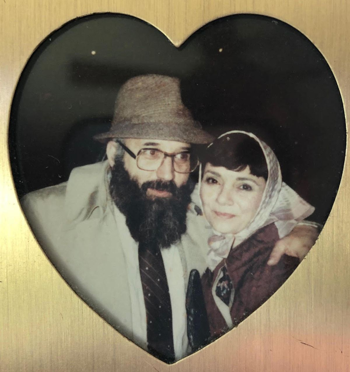 Rabbi Leo Wolkow and Helen Wolkow were married for 62 years.
