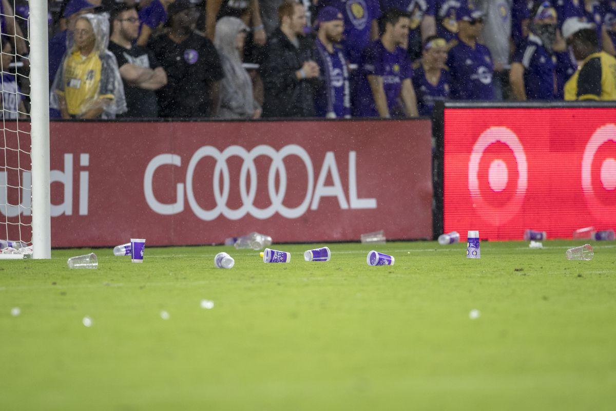 SOCCER: MAY 13 MLS - Atlanta United FC at Orlando City SC