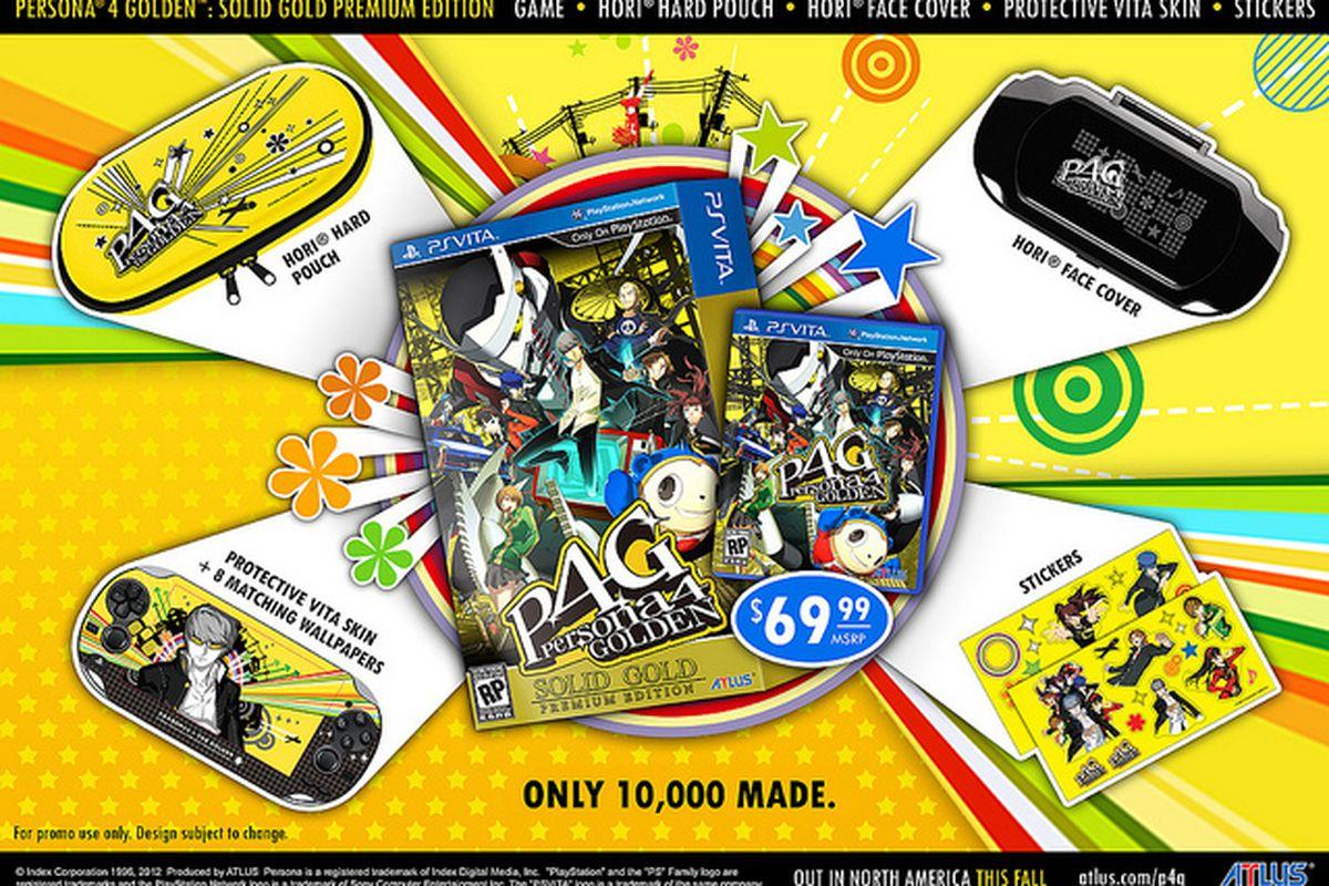 Persona 4 Golden Premium