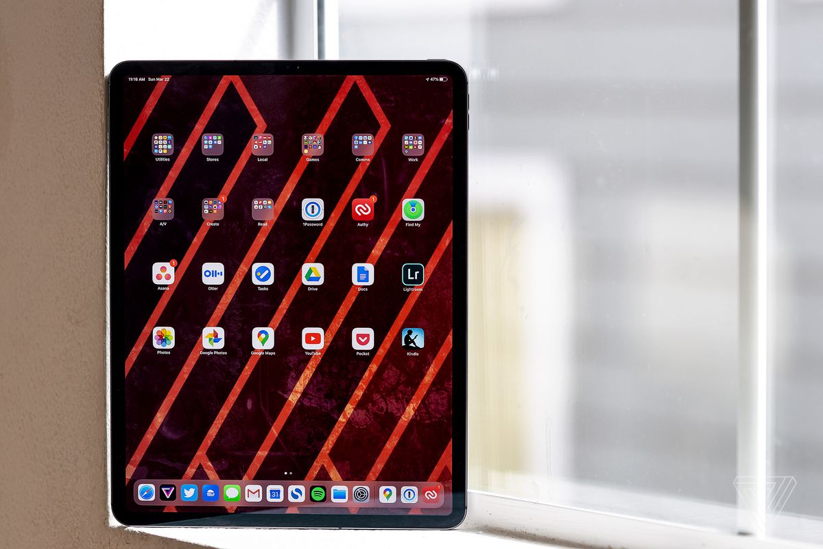 Apple's 2021 iPad Pros could have 5G - The Verge