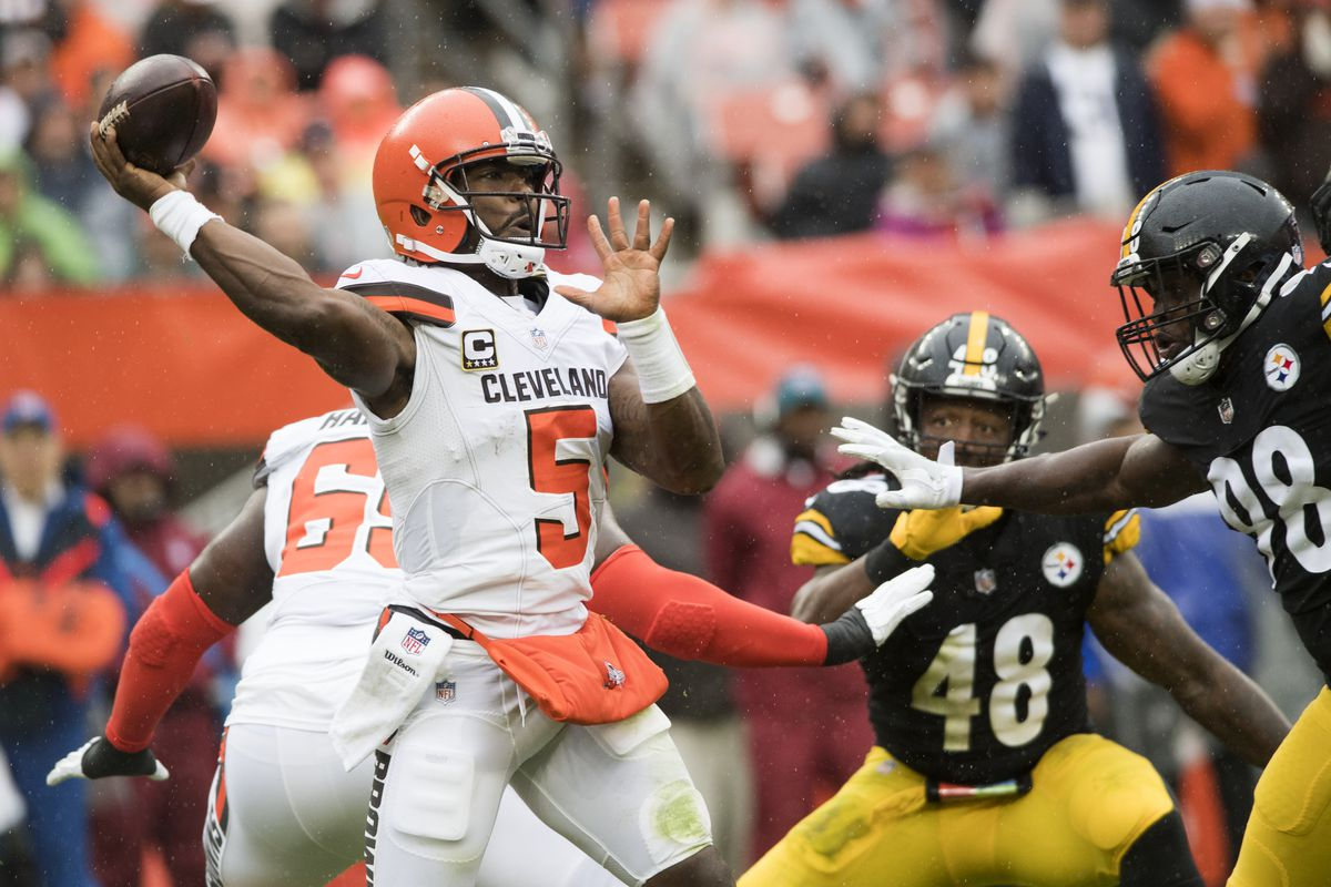 Usa Today Browns Offensive Snap Counts Stats And Pff Notes Week Unu Dawgs By Nature