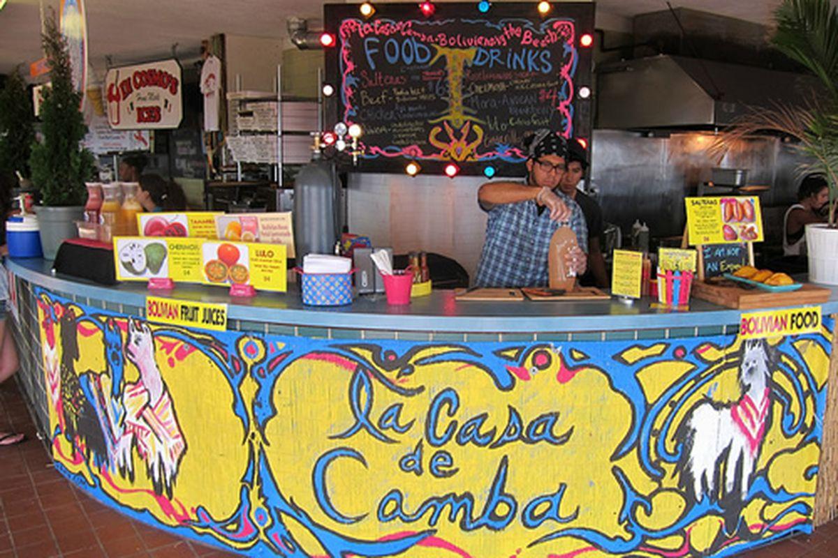 La Casa de Camba, NYC