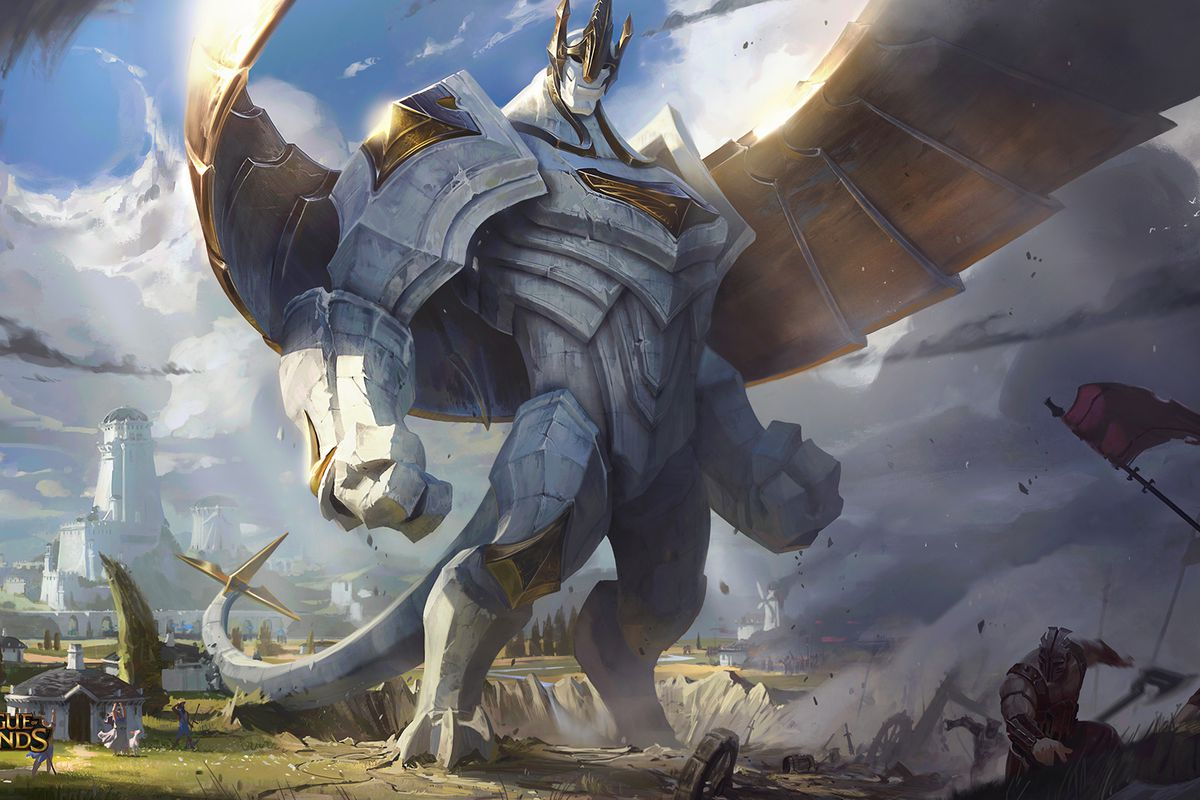 New Galio guide: how to play, what to build and tips - The